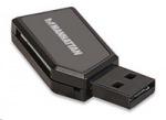 Obrázok produktu MANHATTAN Multi-Card Reader / Writer 24-in-1, čierna