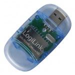 Obrázok produktu LOGILINK - Čítačka kariet SD / MMC USB 2.0 Stick