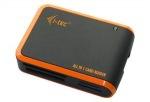 Obrázok produktu i-tec univerzálna čítačka, USB 2.0, čierno-oranžová