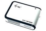Obrázok produktu i-tec univerzálna čítačka, USB 2.0, bielo-čierna