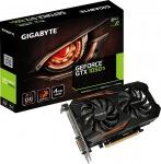 Obrázok produktu Gigabyte GeForce GTX 1050 Ti OC 4G