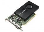 Obrázok produktu HP nVidia Quadro K2200 4GB