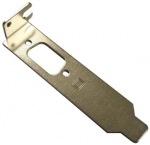 Obrázok produktu VGA low profile záslepka - D-SUB