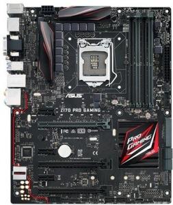 Obrázok produktu Asus Z170 Pro Gaming