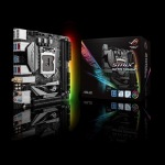 Obrázok produktu ASUS ROG STRIX H270I GAMING soc.1151 H270 DDR4 mITX USB3 GL iG WL BT HDMI DP