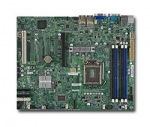 Obrázok produktu Supermicro MB XeonE3-1200 X9SCI-LN4F C204 4xGLAN RAID