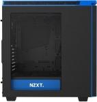 Obrázok produktu NZXT skrinka H440, čierna / modrá
