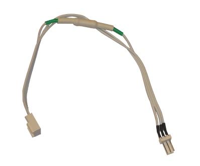 kabel 3ž. regulace otáček ventilatoru 45ohmu  -
