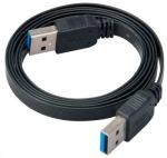 Obrázok produktu AKASA - Proslim - USB 3.0 A na A - 1, 5 m