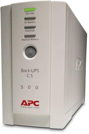 APC Back UPS CS - BK500EI