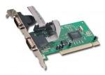 Obrázok produktu Radič do PCI slotu,  2x serial port