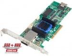 Obrázok produktu Adaptec AAR-6445,  8-portový (4int+4ext)SAS / SATA 512MB RAID 0,  1, 5, 6 PCI bulk