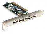 Obrázok produktu Manhattan, 4x USB 2.0, PCI