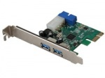 Obrázok produktu i-tec PCIe Card USB 3.0 2x External+1x int. 20pin