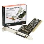 Obrázok produktu AXAGO PCIA-P1, 1x paralel port, PCI