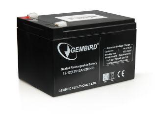 Gembird Battery 12V  - BAT-12V12AH