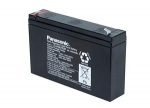 Obrázok produktu Panasonic olověná baterie LC-R067R2P 6V / 7, 2Ah