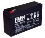 Obrázok produktu Fiamm olovená batérie FG11202 6V / 12Ah