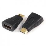 Obrázok produktu SBOX - prepojovací adaptér HDMI  /  MINI HDMI,  F  /  M,  AD.HDMI-MINI