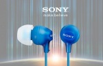 Obrázok produktu SONY MDR-EX15LP, drôtové slúchadla, modré