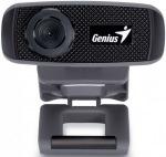 Obrázok produktu Genius FaceCam 1000X, webkamera HD 720p, USB, mikrofón, čierna