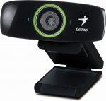 Obrázok produktu Genius FaceCam 2020, webkamera HD 720p, mikrofón, USB, autofokus, 1.3MPix, čierna