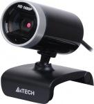 Obrázok produktu A4tech PK-910H, webkamera, Full HD 1080p, USB, mikrofón, čierno-strieborná lesklá