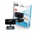 Obrázok produktu Sweex ViewPlus Webcam USB Black, webkamera