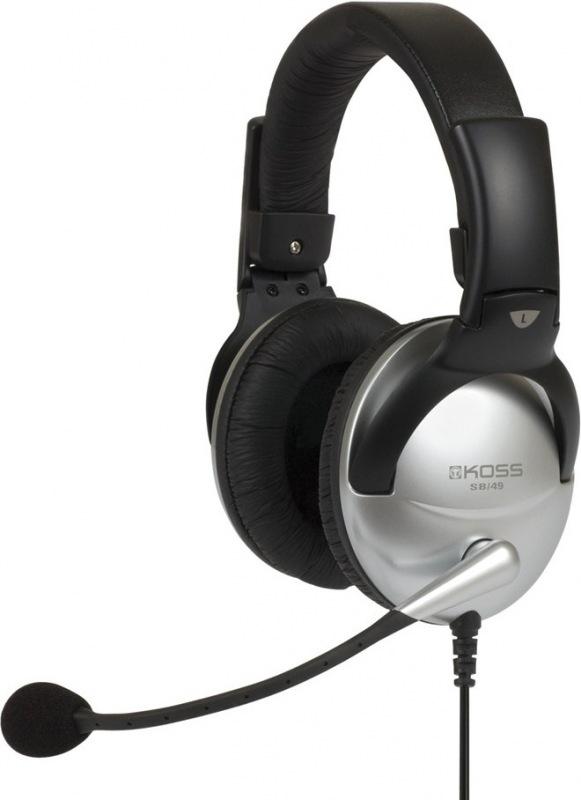 KOSS SB49, slúchadlá na mikrofón - SB/49
