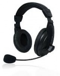 Obrázok produktu MSONIC Stereofónne slúchadlá s mikrofónom, ovládanie hlasitosti