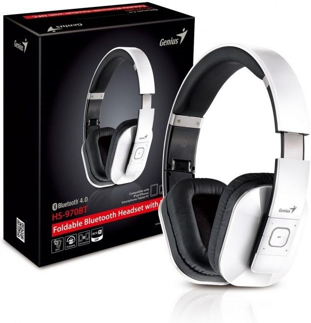 760be7593 Genius HS-970BT, bezdrôtové, NFC/Bluetooth DOPREDAJ | PCkonfig.sk ...
