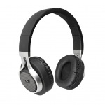 Obrázok produktu ART Bluetooth Headphones with microphone AP-B04 black / silver
