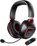 Obrázok produktu Creative SB Tactic3D Rage V2, bezdrôtové, herné slúchadla, 7.1 zvuk, odnímateľný mikrofón