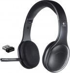 Obrázok produktu Logitech H800, bezdrôtové, Bluetooth slúchadla, 2.4GHz USB prijímač, skladacie, mikrofón