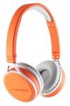 Obrázok produktu Esperanza Yoga, bezdrôtové bluetooth 2.1, handsfree slúchadlá, mikrofón, oranžové