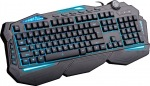 Obrázok produktu C-TECH Scorpia, drôtová, herná klávesnica, SK / CZ, podsvietená, programovateľná, USB