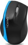 Obrázok produktu Canyon 01NBL, USB, čierno-modrá, 800dpi