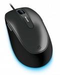 Obrázok produktu Microsoft Comfort Mouse 4500, drôtová laserová myš, USB, 1000dpi, čierno-sivá