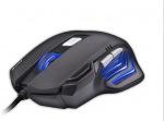 Obrázok produktu C-Tech Akantha Ultimate GM-11, drôtová, herná laserová myš, 3200dpi, LED podsvietenie, čie