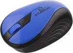 Obrázok produktu Titanum TM114B RAINBOW bezdrôtová optická myš, 1000 DPI, 2.4GHz, 3D, modrá