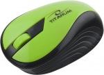 Obrázok produktu Titanum TM114G RAINBOW bezdrôtová optická myš, 1000 DPI, 2.4GHz, 3D, zelená