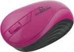 Obrázok produktu Titanum TM115P NEON bezdrôtová optická myš, 1000 DPI, 2.4GHz, 3D, ružová