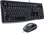 Obrázok produktu Logitech MK120, set klávesnica a optická myš, 1000dpi