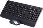 Obrázok produktu Logitech MK520, set bezdrôtová klávesnica, CZ, 2.4GHz prijímač + laserová myš, 1000dpi