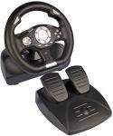Obrázok produktu Tracer Sierra, volant pre PC, USB, čierny