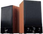 Obrázok produktu GENIUS SP-HF1250B, 40W, RCA, drevené