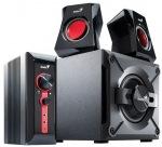 Obrázok produktu Genius SW-G2.1 1250,38W,RCA, čierno-červené