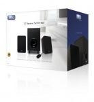 Obrázok produktu Sweex 2.1 Speaker Set SP024, čierne