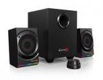Obrázok produktu Creative Sound BlasterX KRATOS S5,  reproduktory pre hráčov 2.1