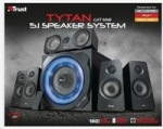 Obrázok produktu Trust reproduktory GXT 658 TYTAN 5.1 SURROUND SPEAKER SYSTEM